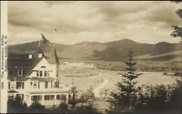 Bretton Woods White Mtns NH Ammonoosuc Valley Hotels c1910 RPPC