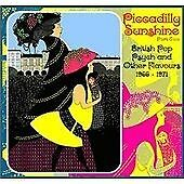 Various Artists - Piccadilly Sunshine Part 2 (British Pop Psych and Other Flavou