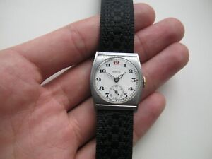 1930s vintage watch Sieco