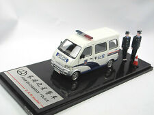 C.A.R. model - 2000 Changan Star Microvan - Police Car China -  1/43 in OVP