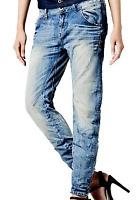 G Star Arc 3D Tapered Blue Denim Wash Jeans Womens 26W 32L *REF25-8