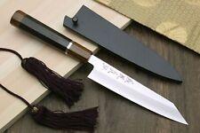 Yoshihiro Hiryu Ginsan High Carbon Stainless Steel Petty Kiritsuke Utility Knife