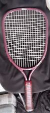 Wilson Monterey Racquetball Racquet Racket Leather Grip Handle