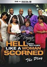 Tyler Perry's Hell Hath No Fury Like A Woman Scorned [DVD + Digital], Acceptable
