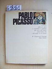 HANS L. JAFFé - PABLO PICASSO - SADEA SANSONI - 1969