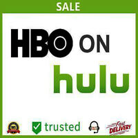 Hulu Premium Account | No ADS + HBO MAX ADD ON |2 Years WARRANTY|Fast Delivery
