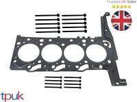 BRAND NEW FORD TRANSIT HEAD GASKET + HEAD BOLTS 2.4 RWD MK6 MK7 2000 - 2014