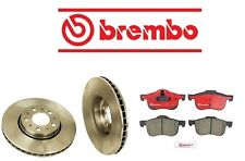 Volvo S80 2000-2006 L6 2.9L Brembo Front Brake Kit with Rotors and 15'' Pads