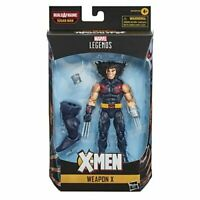 IN STOCK! X-Men Marvel Legends 2020 6-Inch Weapon X Action Figure BY HASBRO