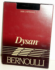 "Tested Good Dysan Bernoulli 10 MB 8"" Flexible Cartridge Disk -- RARE"