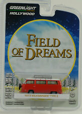 Film Field dei sogni 1973 Volkswagen Bus Tipo 2 1:64 Greenlight