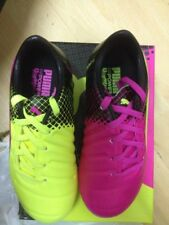 Puma Evopower size 10 Junior 3.3 Tricks Firm Ground Football Boots New with box