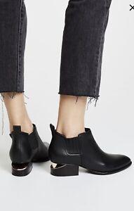 Alexander Wang Kori Ankle Boots Size 38