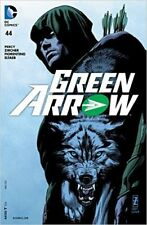 GREEN ARROW #44 NM 1ST PRINT