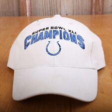 Indianapolis Colts Super Bowl XLI Champions Baseball Cap Hat NFL One Size