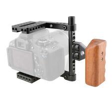 CAMVATE DSLR Camera Cage for Canon 60D,70D,80D,50D,40D,30D,6D,7D Panasonnic GH5