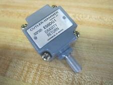 Cutler Hammer E50-DG1 Eaton Limit Switch Head E50DG1 (Pack of 3)