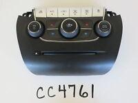 """11 12 13 14 15 JOURNEY """"AUDIO CONTROL PANEL"""" TEMPERATURE CLIMATE UNIT OEM CC4761"""