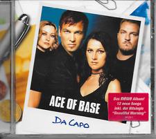 ACE OF BASE - Da capo CD Album 12TR Euro House Europop 2002 Germany (EDEL)