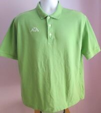 VTG Ladies KAPPA Green Collared Shortsleeved Polo Shirt Size Extra Large (D24)