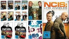 48 DVDs * NAVY CIS / NCIS LOS ANGELES - SEASON / STAFFEL 1-8 IM SET # NEU OVP +