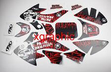 3M Decals Stickers Graphics Fr SSR Thumpstar Honda CRF 50 CRF50 Bike 4 defective