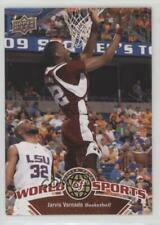 2010 Upper Deck World of Sports Jarvis Varnado #34