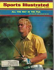 1971 3/8 Sports Illustrated magazine golf Jack Nicklaus PGA Championship FAIR