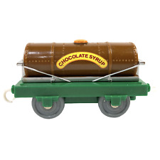 Thomas & Friends Trackmaster Percy's Chocolate Syrup Train Tanker Car 2006