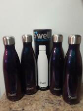 Swell Vacuum Insulated Stainless Steel Water Bottle 17 oz, SUPERNOVA LOT OF 4