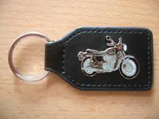 Schlüsselanhänger Kawasaki W 800 / W800 Modell 2013 schwarz Art 1187 Portachiavi