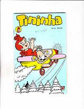 "Tninha No 114-1976 -Brazilian Little Lulu-""Flying Sleigh Cover! """