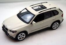 RC Auto BMW X5 mit Lizenz 1:18 weiss