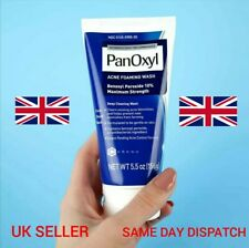 PanOxyl Benzoyl Peroxide 10% Acne Pimple Blemish Blackhead Spot Treatment Wash