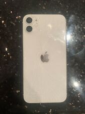 Apple iPhone 11 - 64GB - White (Unlocked) A2111 (CDMA + GSM) - See Description