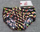 SPEEDO Boys Manic Flipturns Swimming Trunk Size 10 Endurance+ NEW with tags