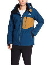 Mens UK 40 Skiing ski Jacket MEDIUM insulated EIDER KANDA 2.0 Blue  BNWT