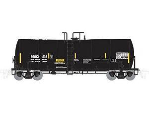 Atlas 20003190 HO Rampart Range 17,600 Gallon Corn Syrup Tank Car #598 LN/Box