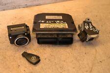 Mercedes C Class ECU Set A2711532291 W203 C180 Petrol Ignition Switch Set 2005
