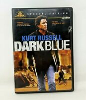 Dark Blue (DVD, 2003, Special Edition, Widescreen) Kurt Russell FP20