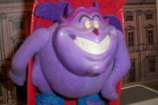 Disney Hercules Pain PURPLE Plush Doll Mattel 1996 in Box #69847 TOY 4 INCH