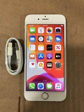 Apple iPhone 6s - 64GB - Silver (Unlocked) A1633 (CDMA + GSM) #5491