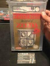 The Legend of Zelda Nintendo (Nes, 1987)  NEW USA Classic series VGA 80