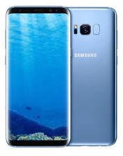 Samsung Galaxy S8+ SM-G955 - 64GB - Coral Blue (Unlocked) Smartphone