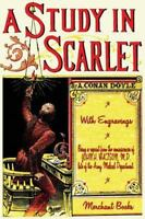 A Study in Scarlet - Illustrated Paperback Arthur Conan, Sir Doyle