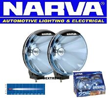 NARVA 71680BE BLUE ULTIMA 225 DRIVING LIGHTS LAMPS PENCIL SPOT KIT, INC WIRING