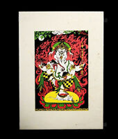 Cartolina Lord Ganesh di Carta Recycle