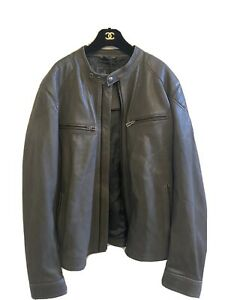 Belstaff leather jacket. Size 56
