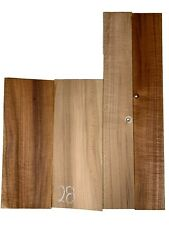 Beautiful Dreadnought Lacewood Guitar Back & Side Set, Luthier Tonewood, #28