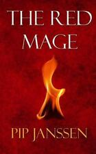 The Red Mage by Pip Janssen (2013, Paperback)